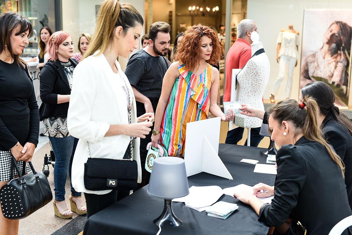Casting Personal Shopper AireSur en Sevilla